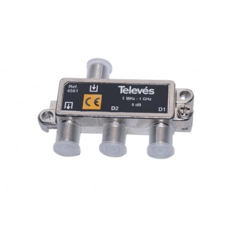 TELEVES TAP-OFF 2 ways 8dB