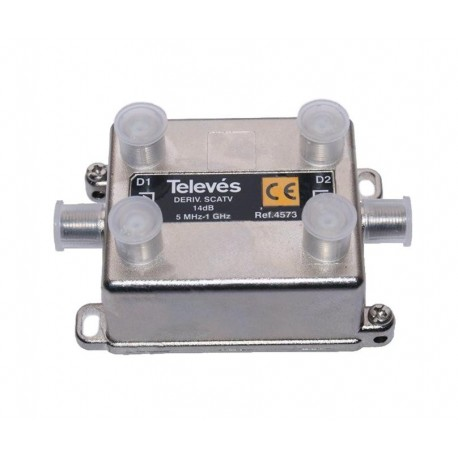 TELEVES TAP-OFF 4 ways 14dB