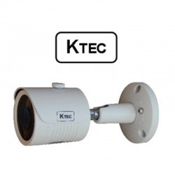 KTEC E500W 2.8mm bullet camera 5MP (TVI/AHD/CVI/CVBS)