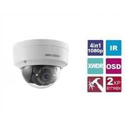HIKVISION DS-2CE57D3T-VPITF 3.6 dome camera 1080P 3.6mm